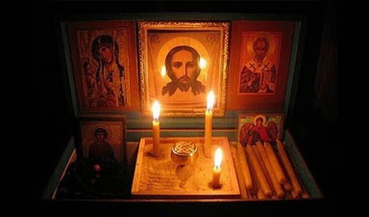rugaciune la intristari spaima
