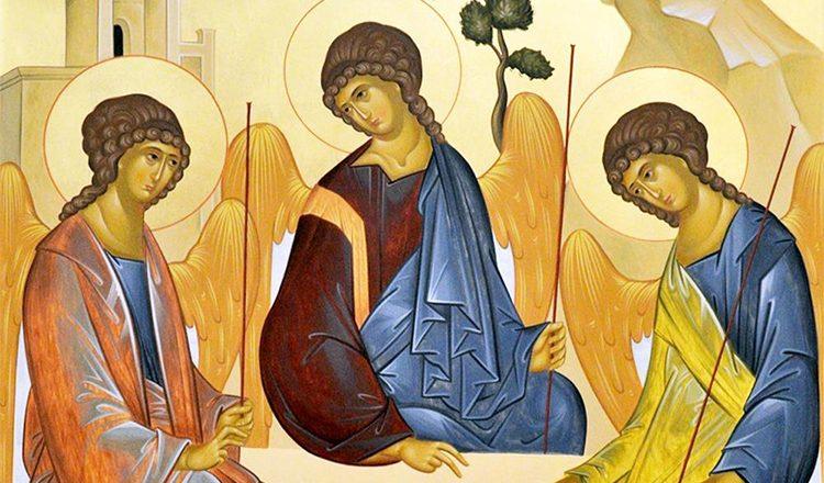 rugaciunea ioan diaconu sfanta treime